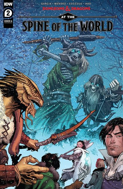 Dungeons and Dragons – At the Spine of the World #2 (2020)