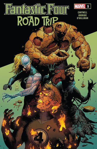 Fantastic Four – Road Trip #1 (2020)