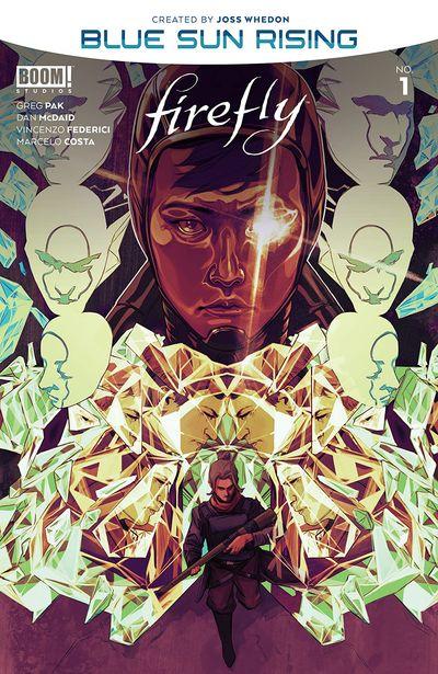 Firefly – Blue Sun Rising #1 (2020)