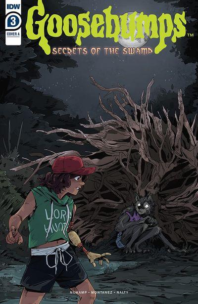 Goosebumps – Secrets of the Swamp #3 (2020)