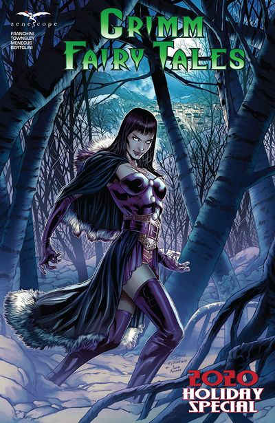 Grimm Fairy Tales – 2020 Holiday Special (2020)