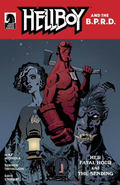 Hellboy and the B.P.R.D. – Her Fatal Hour and the Sending (2020)