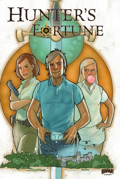 Hunter's Fortune (TPB) (2010)