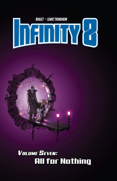 Infinity 8 Vol. 7 – All for Nothing (TPB) (2020)