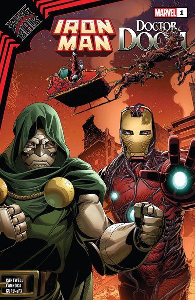 King In Black – Iron Man-Doom #1 (2020)