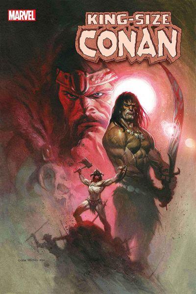 King-Size Conan #1 (2020)