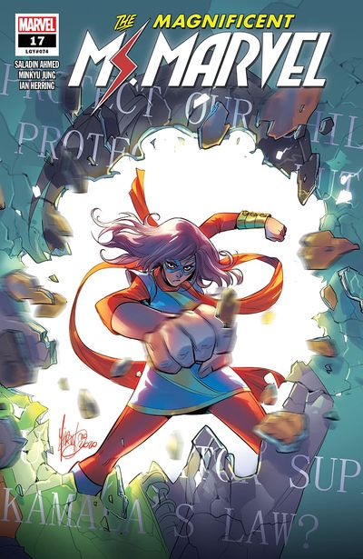 Magnificent Ms. Marvel #17 (2020)