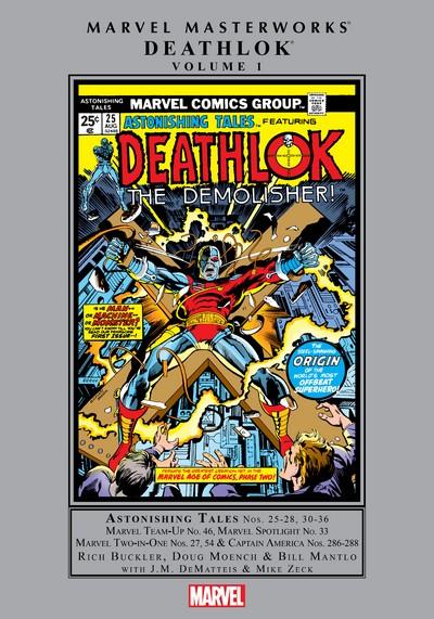 Marvel Masterworks – Deathlok Vol. 1 (2009)