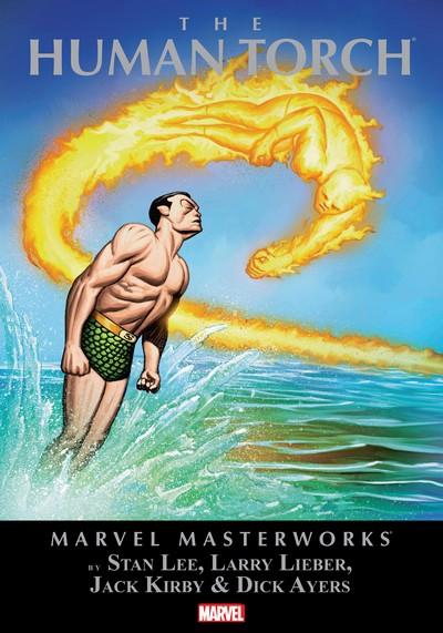 Marvel Masterworks – Human Torch Vol. 1 – 2 (2009-2014)