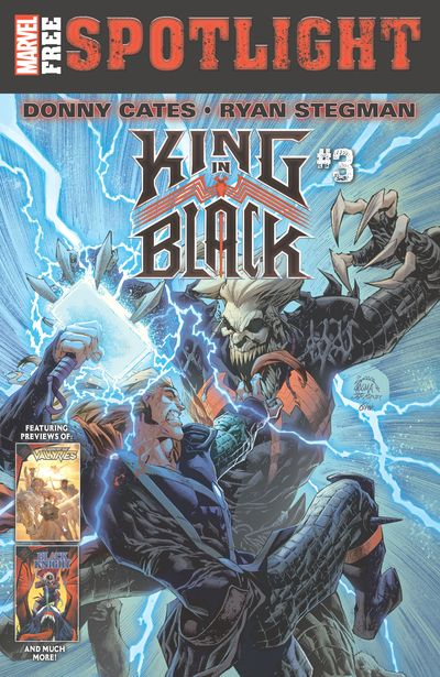 Marvel Spotlight #3 – King in Black (2021)