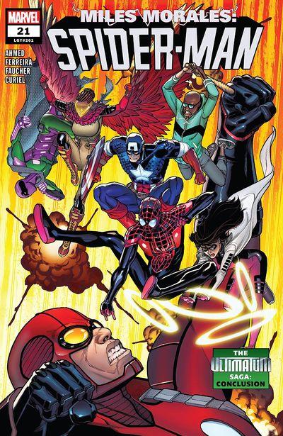 Miles Morales – Spider-Man #21 (2020)