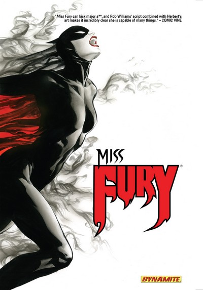 Miss Fury Vol. 1 – Anger Is An Energy (TPB) (2013)