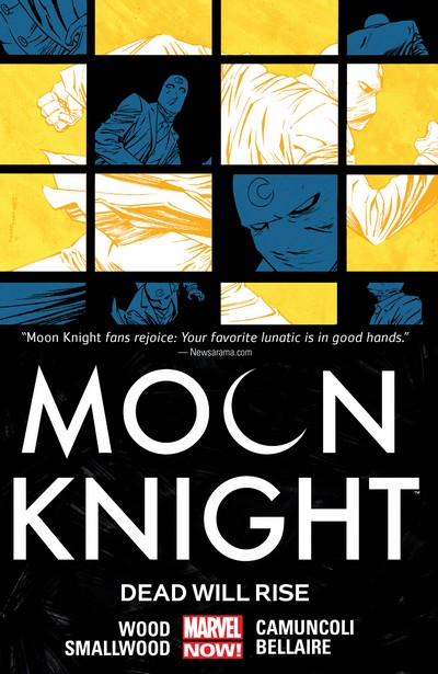 Moon Knight Vol. 2 – Dead Will Rise (TPB) (2015)