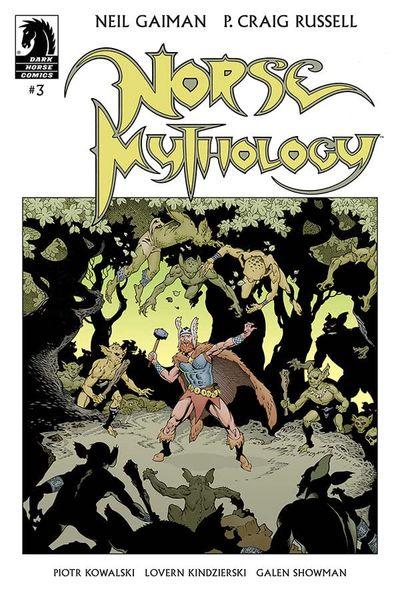 Norse Mythology #3 (2020)