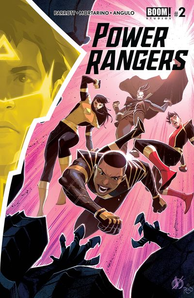 Power Rangers #2 (2020)