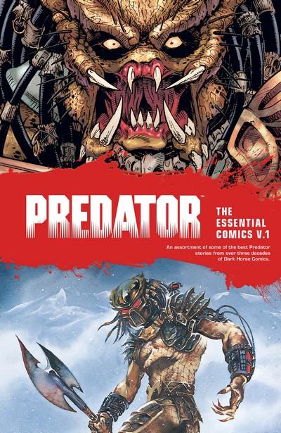 Predator – The Essential Comics Vol. 1 (2018)