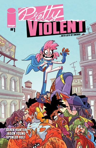 Pretty Violent #1 – 11 (2019-2020)