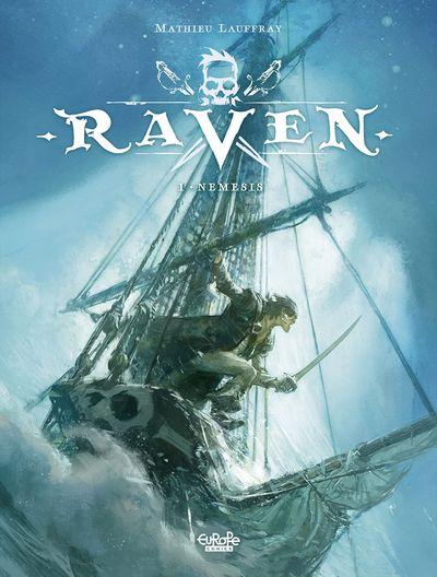 Raven #1 – Nemesis (2020)