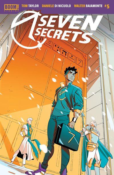Seven Secrets #5 (2020)
