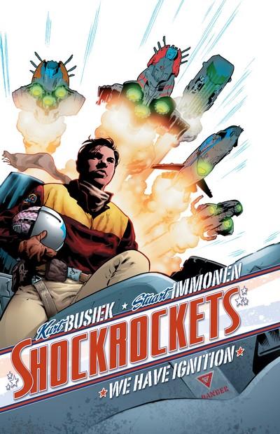 ShockRockets (TPB) (2010)