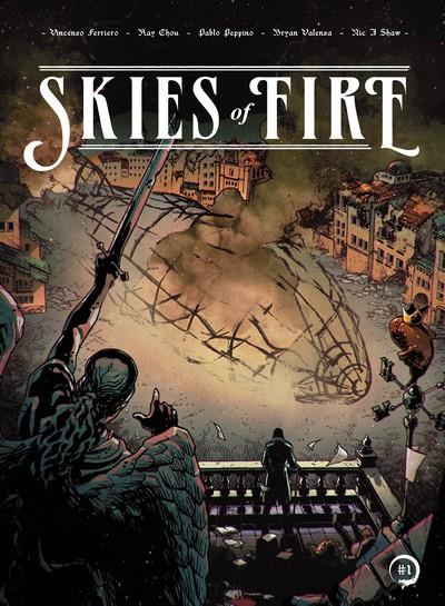 Skies of Fire #1 – 6 (2014-2019)