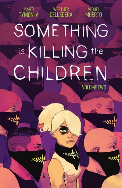 Something is Killing the Children Vol. 2 (TPB) (2020)