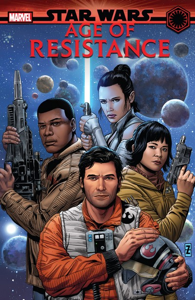 Star Wars – Age Of Resistance (TPB) (2020)