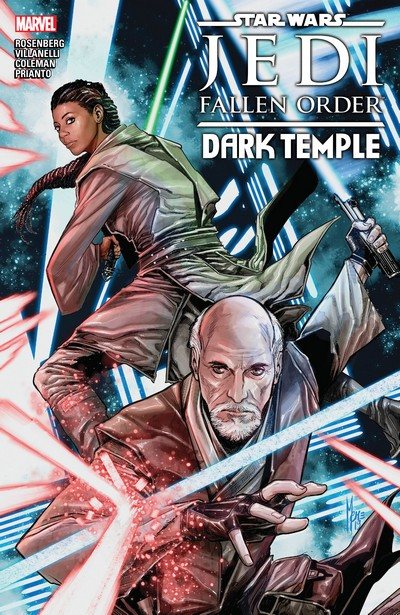 Star Wars – Jedi Fallen Order – Dark Temple (TPB) (2020)