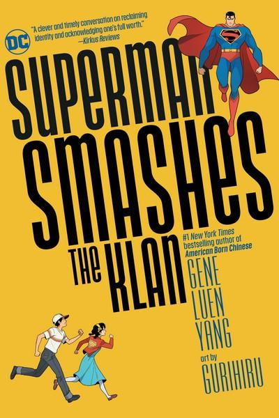 Superman Smashes the Klan (TPB) (2020)