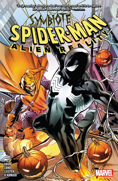 Symbiote Spider-Man – Alien Reality (TPB) (2020)