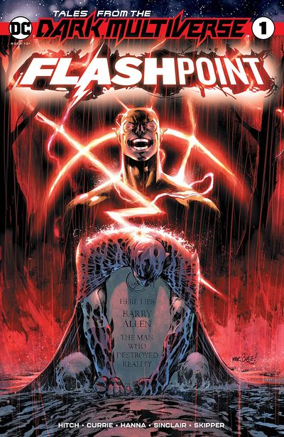 Tales from the Dark Multiverse – Flashpoint #1 (2020)