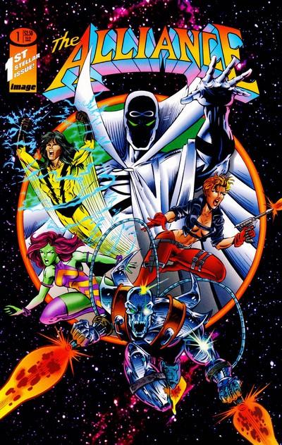 The Alliance #1 – 3 (1994-1995)