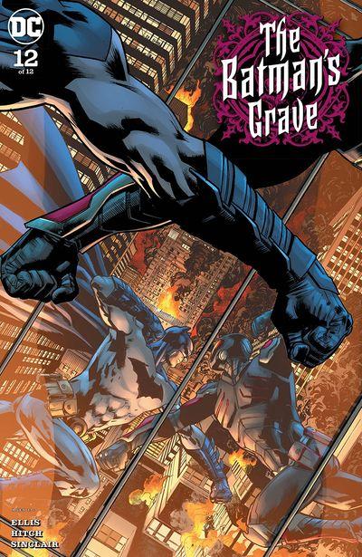 The Batman's Grave #12 (2020)