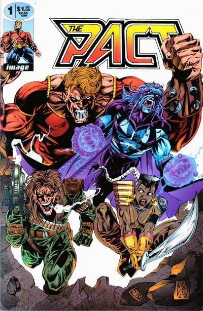 The Pact #1 – 3 (1994)