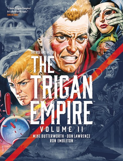 The Rise and Fall of the Trigan Empire Vol. 2 (2020)