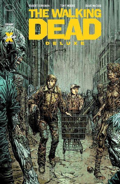 The Walking Dead Deluxe #4 (2020)