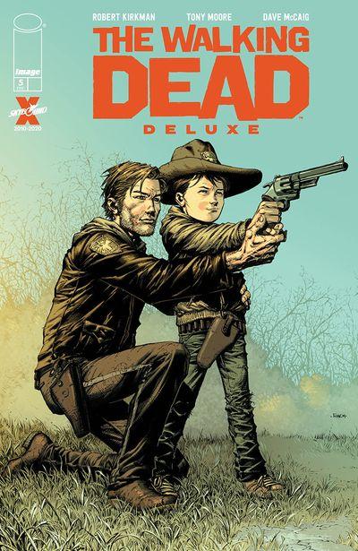 The Walking Dead Deluxe #5 (2020)
