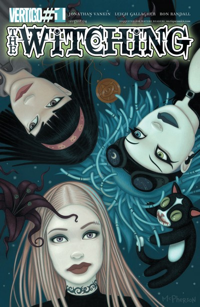 The Witching #1 – 10 (2004-2005)