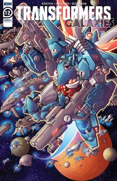 Transformers Galaxies #12 (2020)