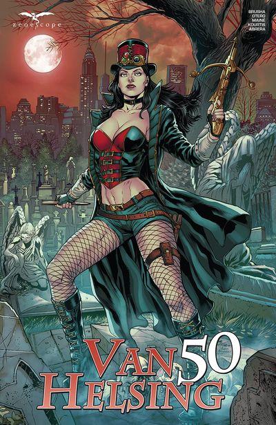 Van Helsing #50 Anniversary Issue (2020)