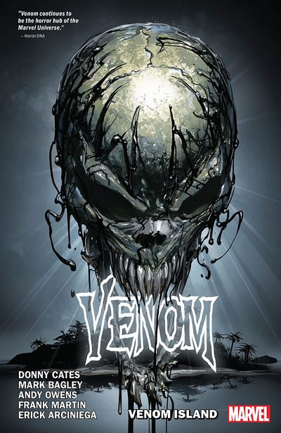 Venom by Donny Cates Vol. 4 – Venom Island (TPB) (2020)