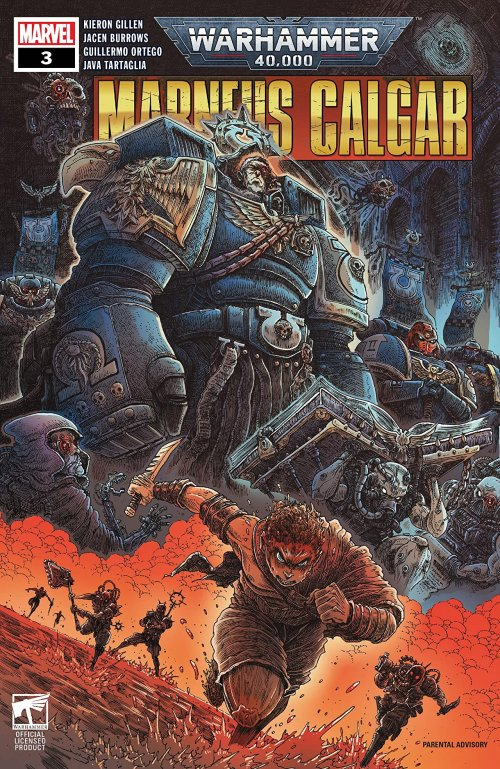 Warhammer 40,000 – Marneus Calgar #3 (2020)