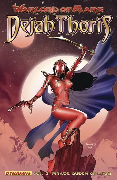 Warlord of Mars – Dejah Thoris Vol. 2 – Pirate Queen (TPB) (2012)