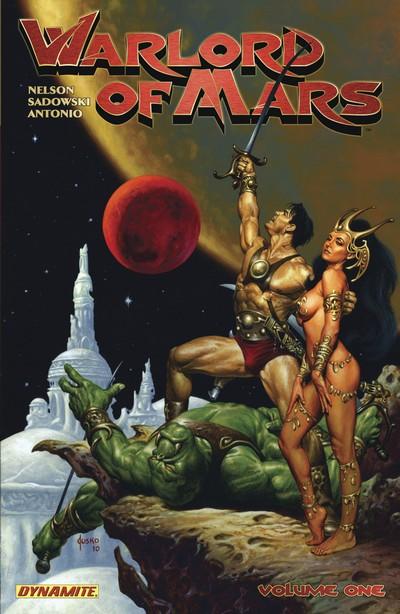 Warlord of Mars Vol. 1 (TPB) (2012)