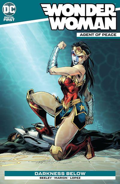 Wonder Woman – Agent of Peace #20 (2020)