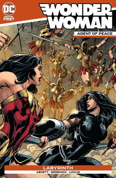 Wonder Woman – Agent of Peace #21 (2020)