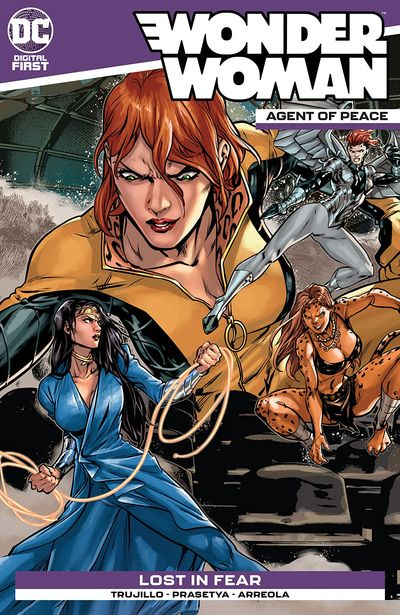 Wonder Woman – Agent of Peace #22 (2020)