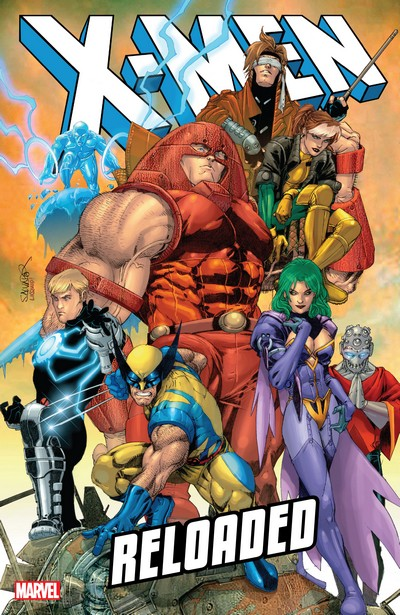 X-Men – Reloaded (TPB) (2020)