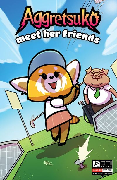 Aggretsuko Meet Her Friends #3 (2021)