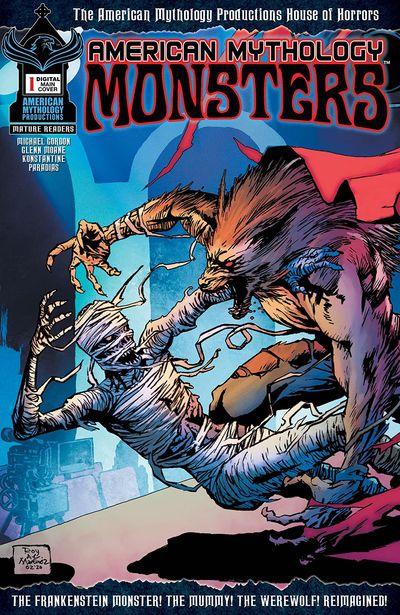 American Mythology Monsters #1 (2020)